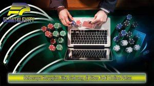 Beberapa Kerugian Jika Gabung di Situs Judi Online Palsu